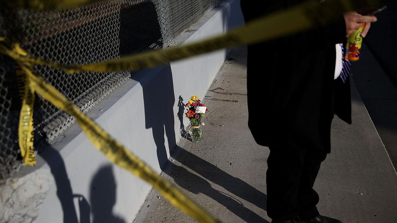 Mass Shooting In San Bernardino - H 2015