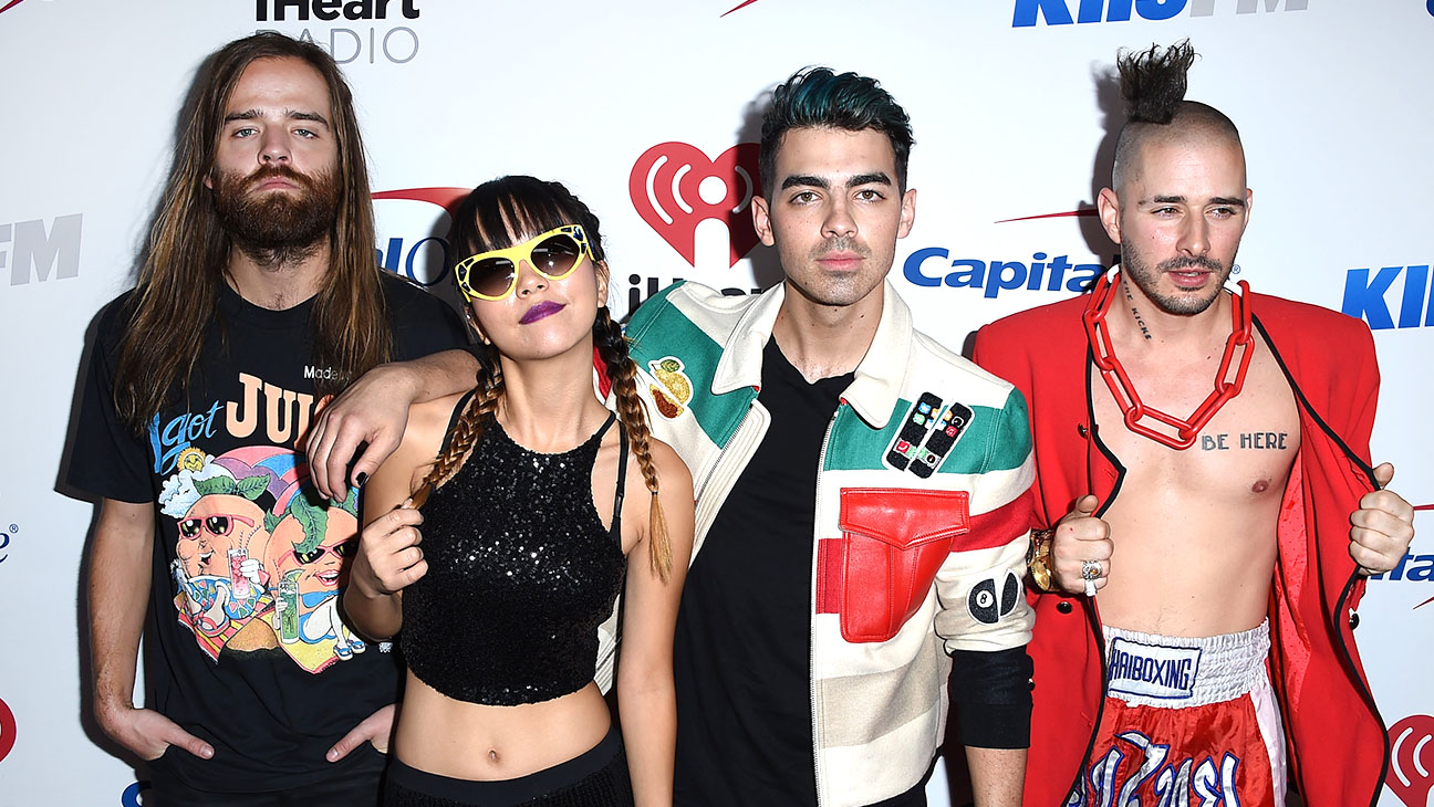 About Last Weekend: DNCE - H 2015