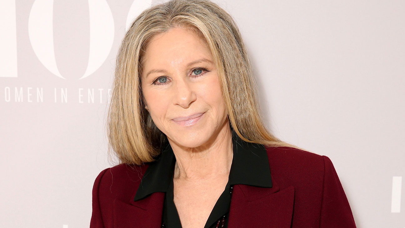 Honoree Barbra Streisand attends the 24th annual Women in Entertainment Breakfast - H 2015