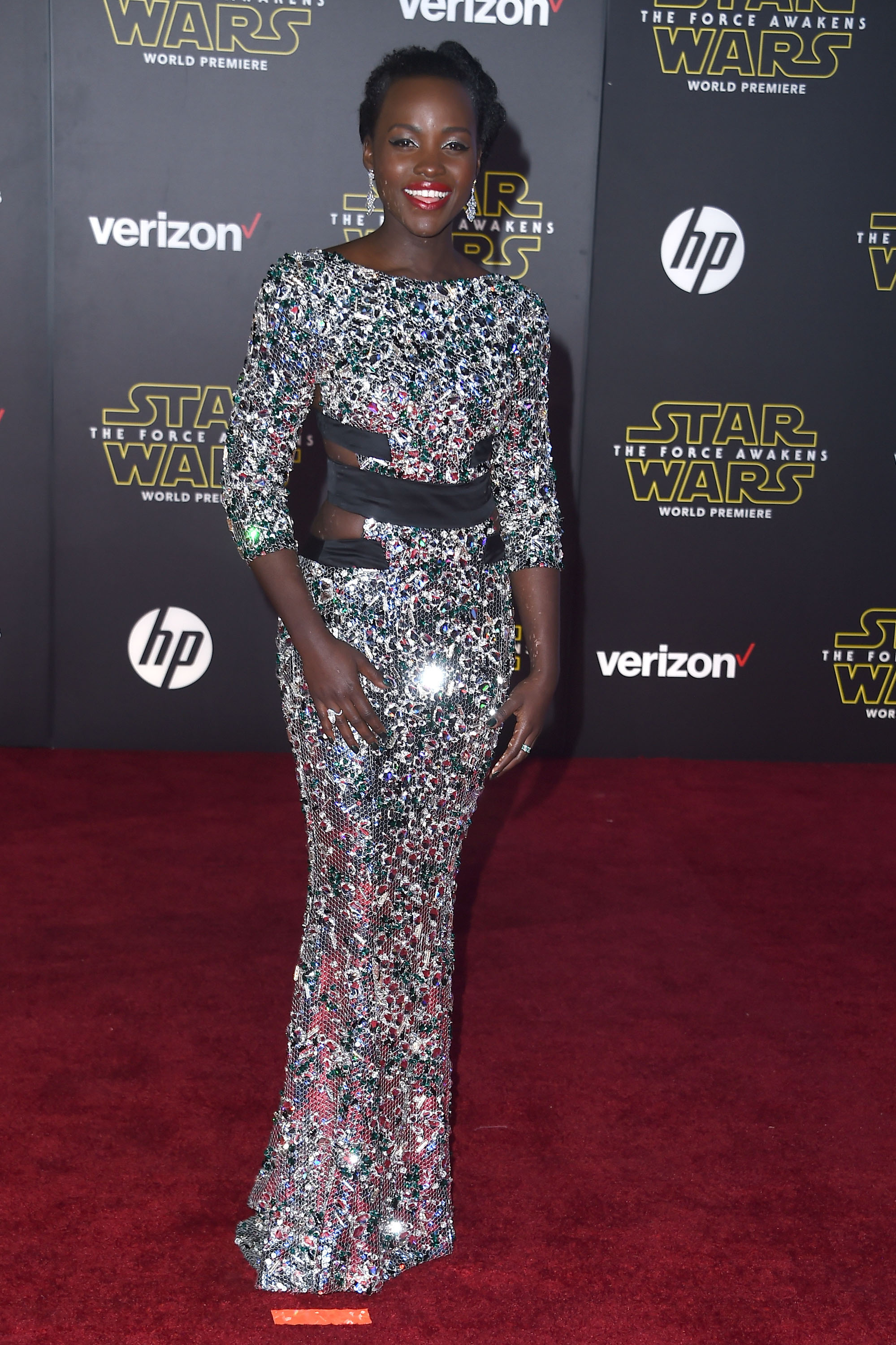 Lupita Star Wars dress - P 2015