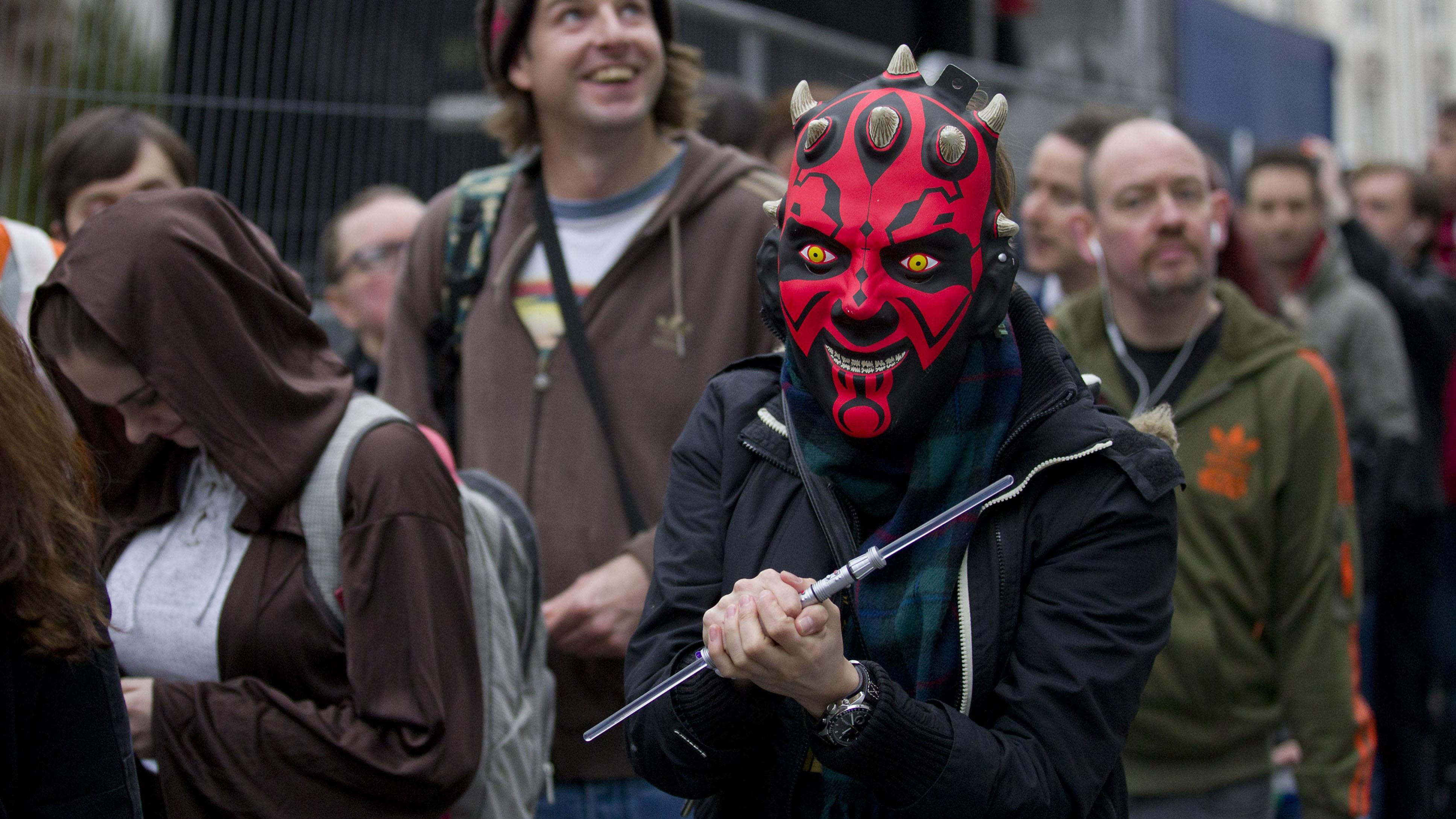 Star Wars Costumes - H 2015