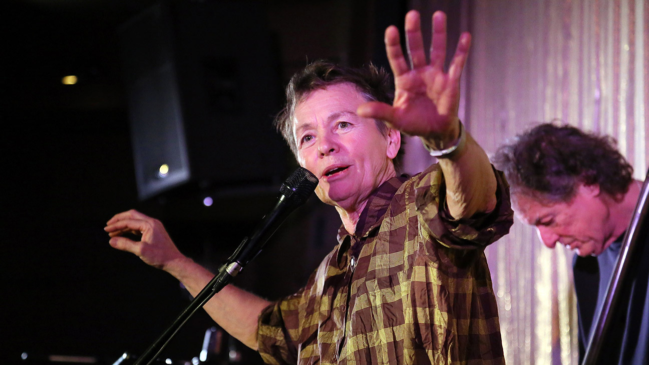 Laurie Anderson - H 2015