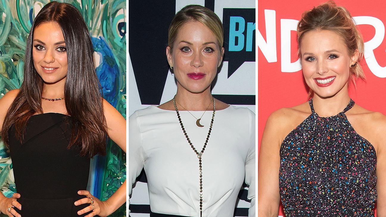 Mila Kunis, Christina Applegate, Kristen Bell - H 2015
