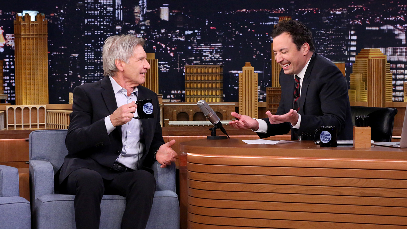 Harrison Ford Jimmy Fallon H 2015