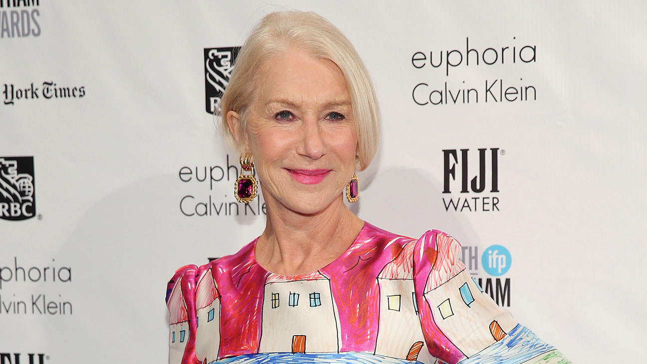 Helen Mirren Gotham Awards - H 2015