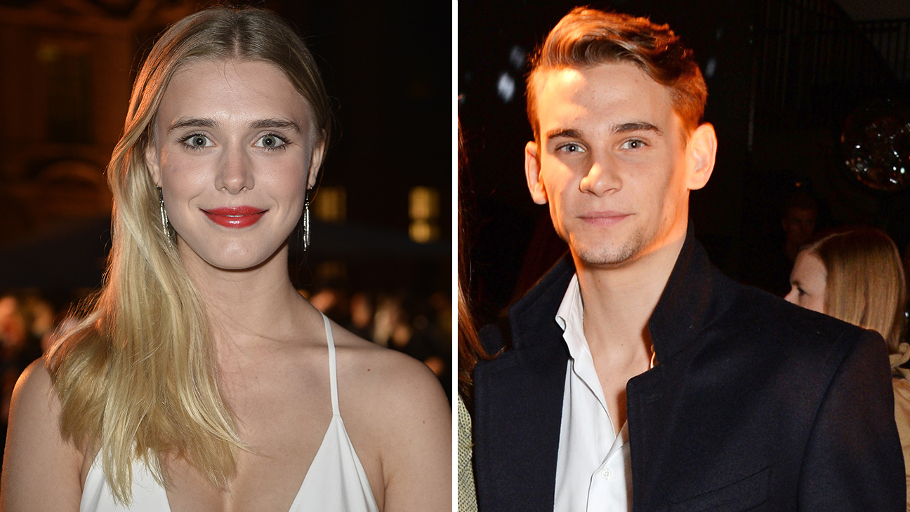 Gaia Weiss and Freddie Thorp - H 2015