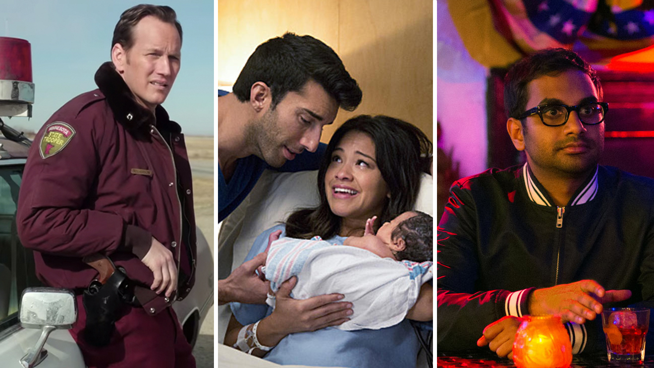 fargo, jane the virgin and master of none - H 2015
