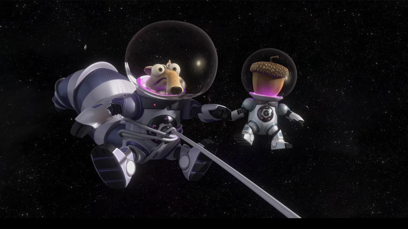 Ice Age Collision Course Official Trailer Screen Shot - H 2015