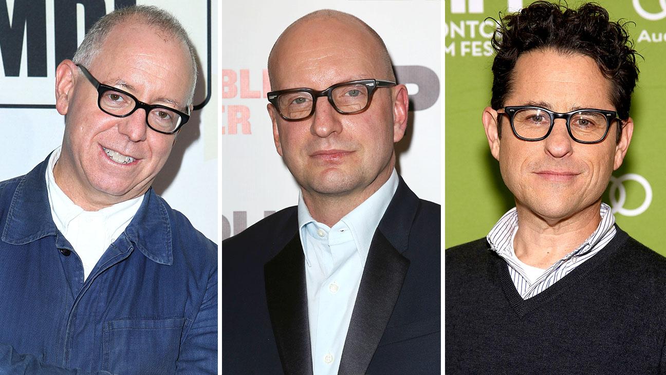 James Schamus, Steven Soderbergh and J.J. Abrams Split - H 2015