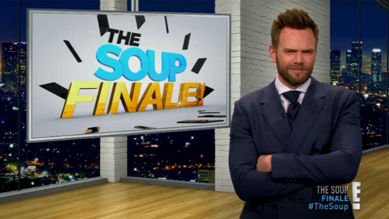 Joel McHale The Soup 2015 - H