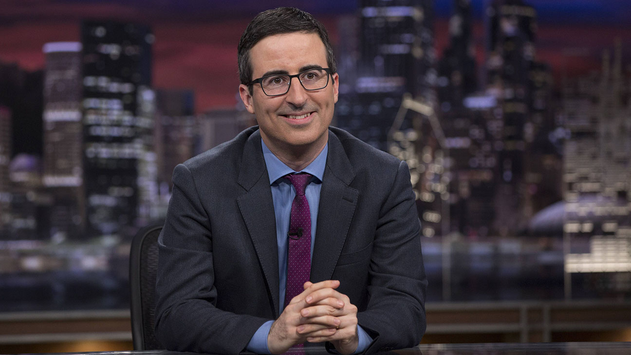 Last Week Tonight with John Oliver - H 2015