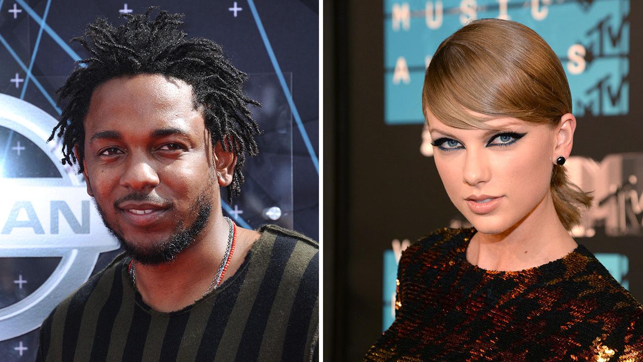 Kendrick Lamar and Taylor Swift Split - H 2015