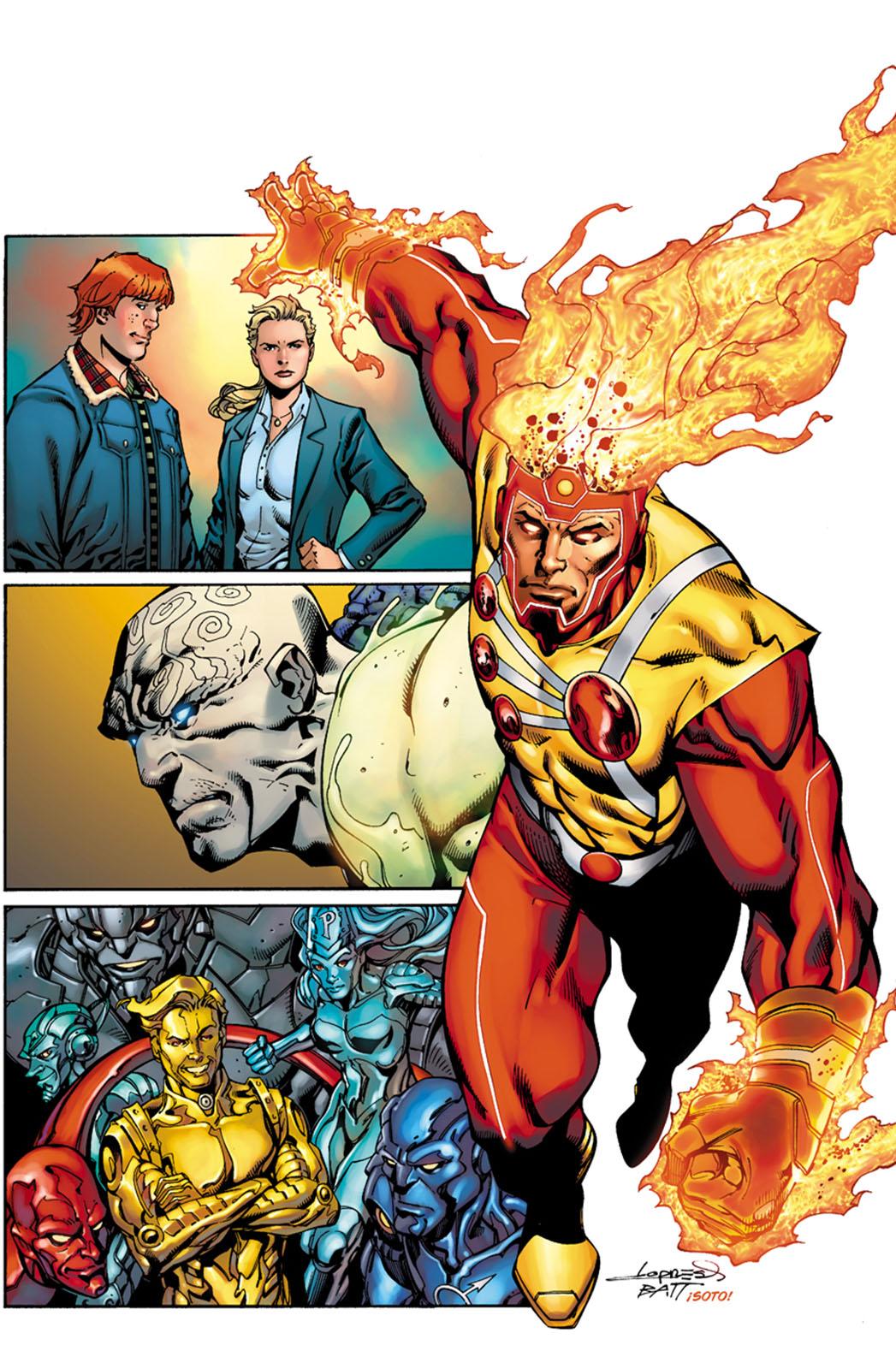 Legends of Tomorrow comic - P 2015