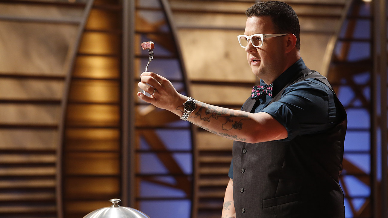 Masterchef Graham Elliot Still - H 2015