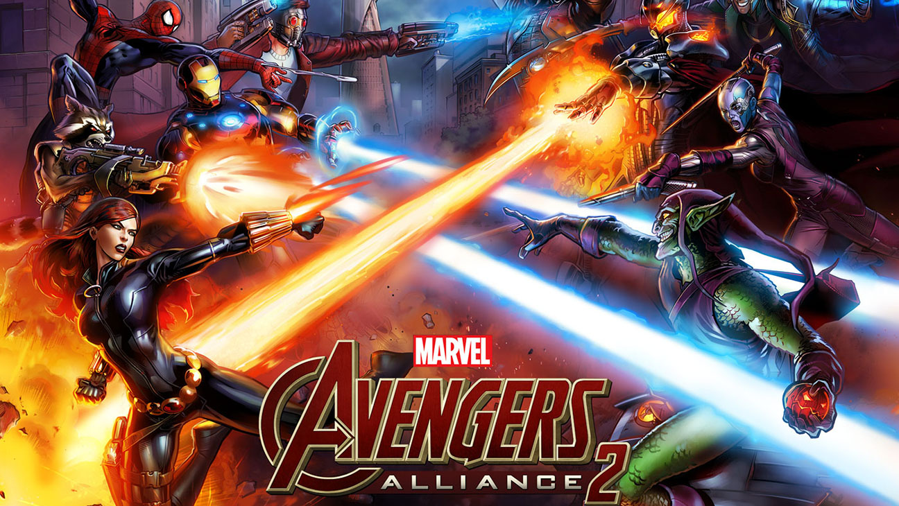Avengers Alliance 2 - H 2015