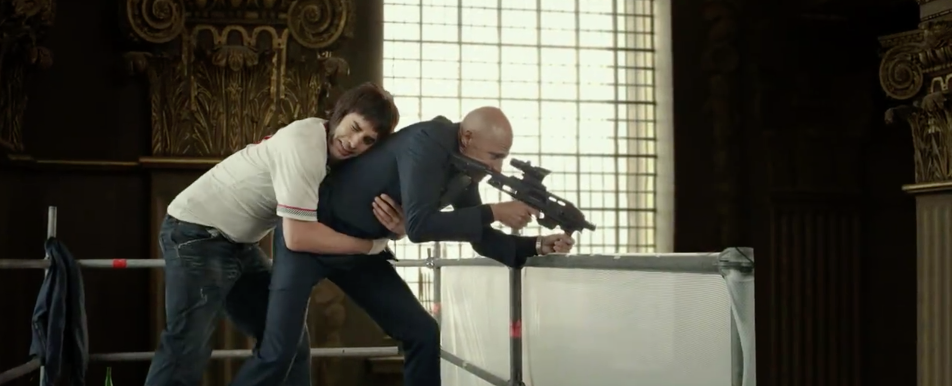 The Brothers Grimsby - H 2015