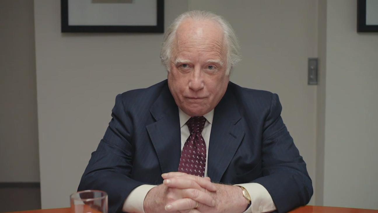 Richard Dreyfuss as Bernie Madoff - H 2015