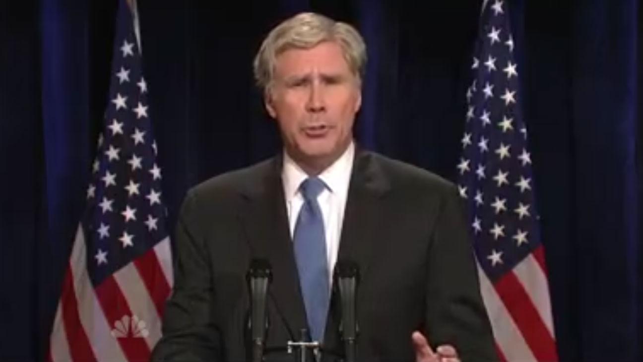Will Ferrell SNL Bush - H