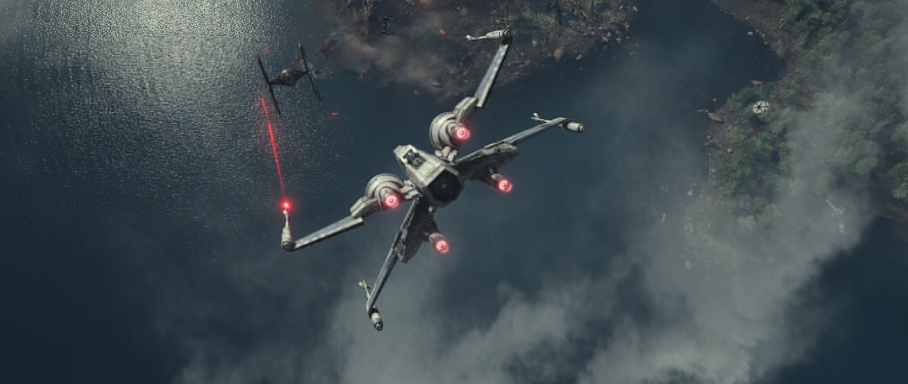 Star Wars the Force Awakens New 3 - H 2015