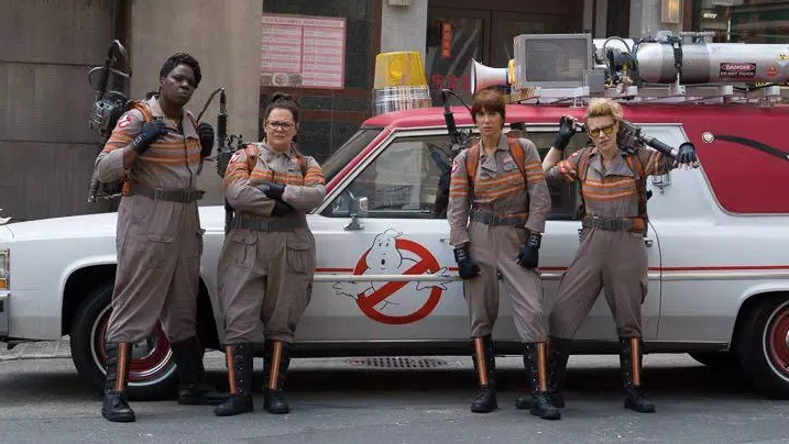 Hollywood's make or break Moments: 7 - Ghostbusters - H 2015
