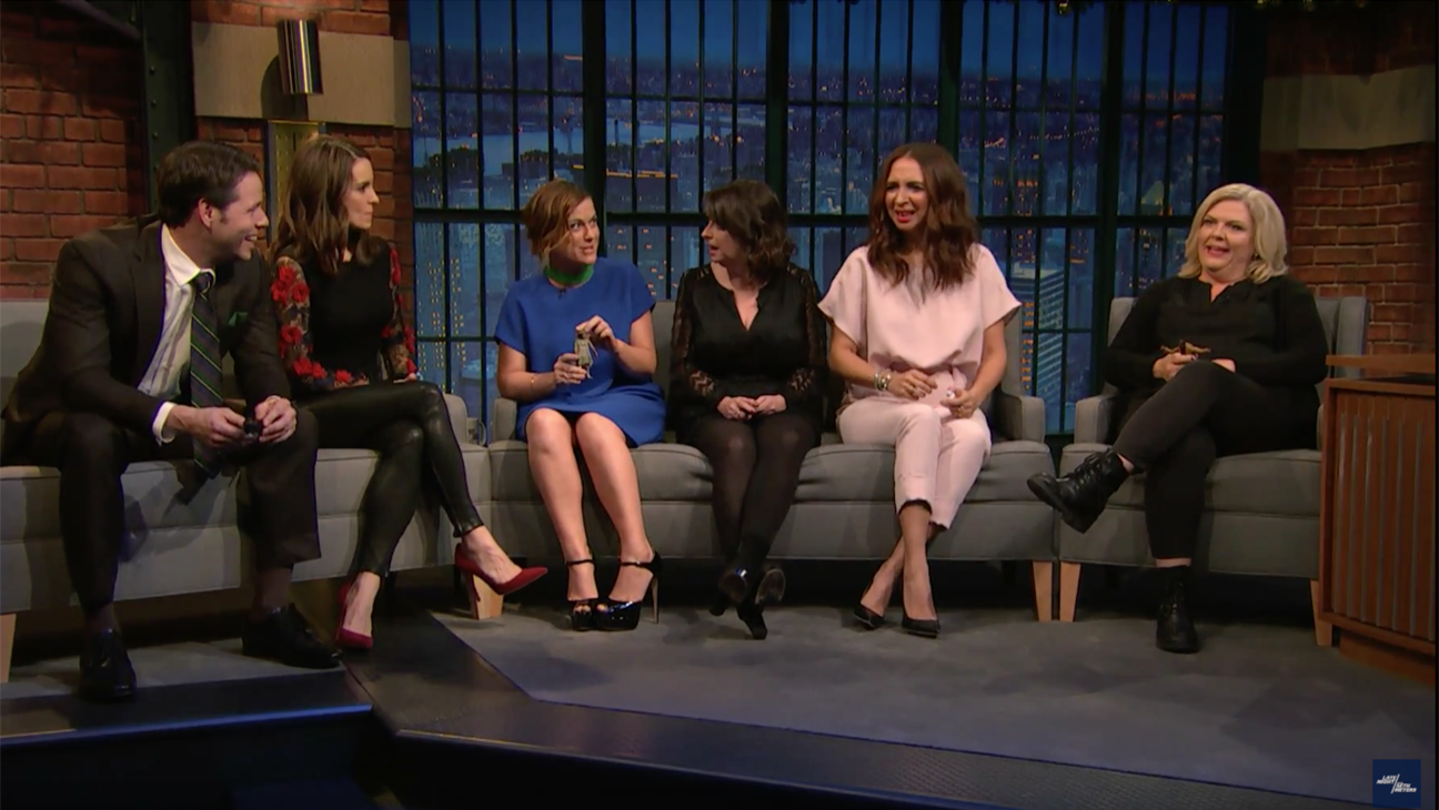 The Sisters Cast Use Star Wars Action Figures to Convince You to See Their Movie  - H 2015
