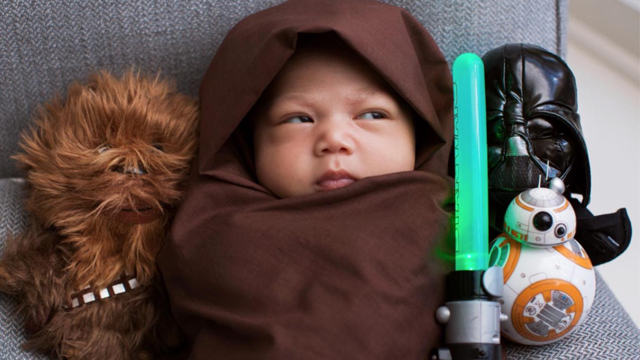 Zuckerberg Star Wars baby  - H 2015