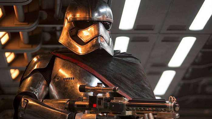 Satr Wars Force Awakens CAPTAIN PHASMA - H 2015