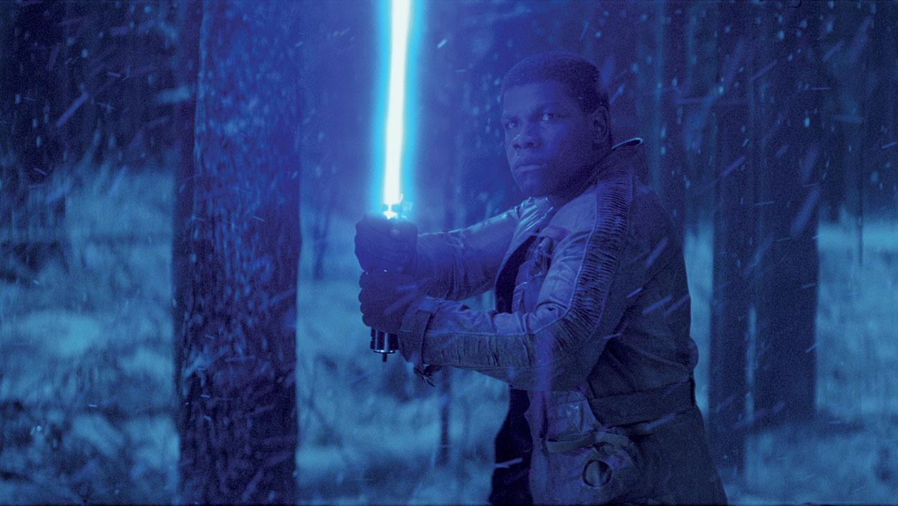 Star Wars: The Force Awakens John Boyega Still - H 2015
