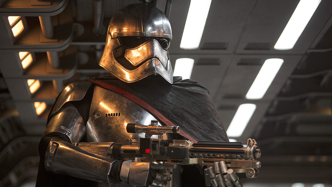 Star Wars: The Force Awakens Still 19 Captain Phasma - H 2015
