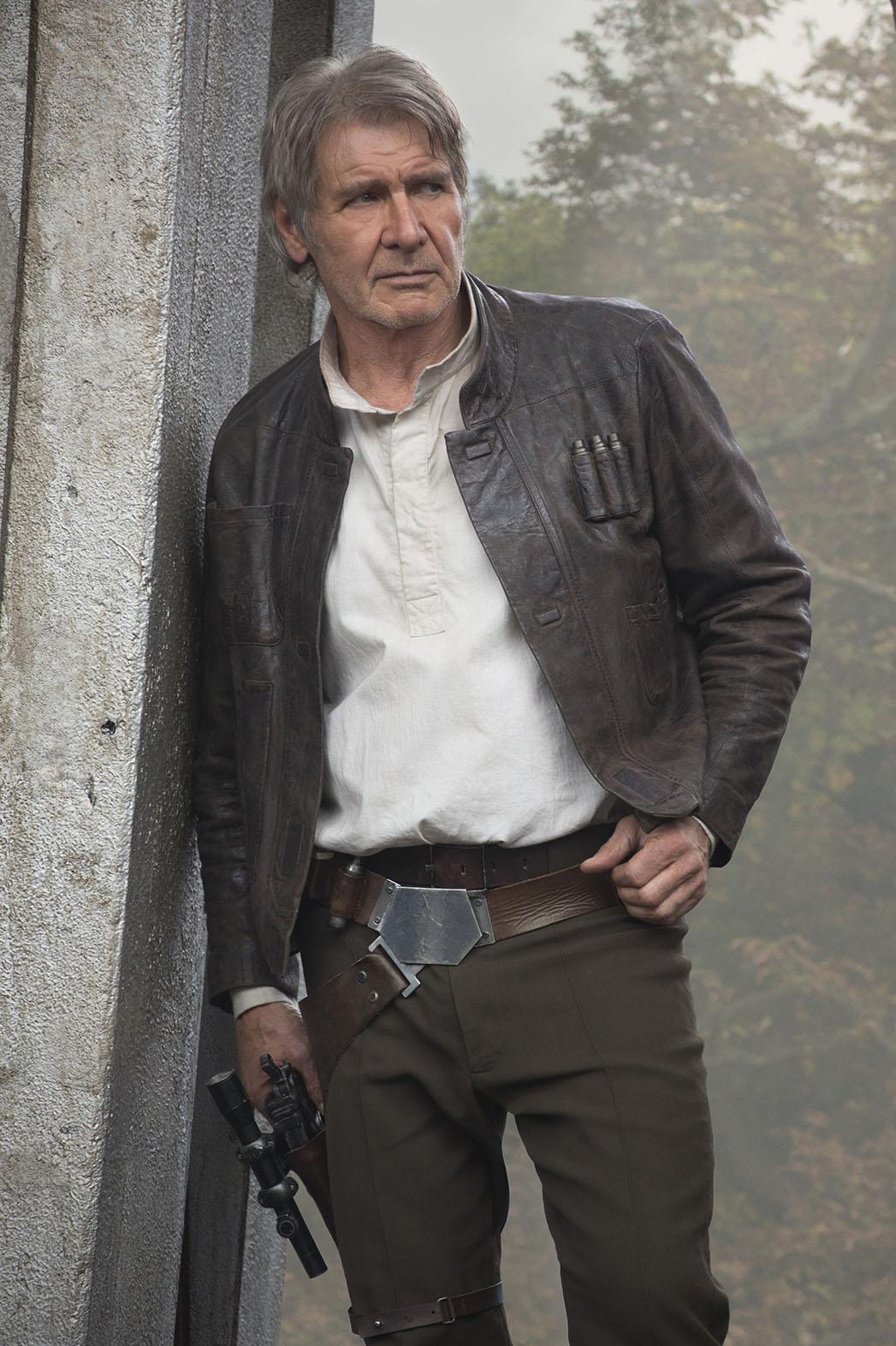 Star Wars: The Force Awakens Still 17 Harrison Ford  - P 2015