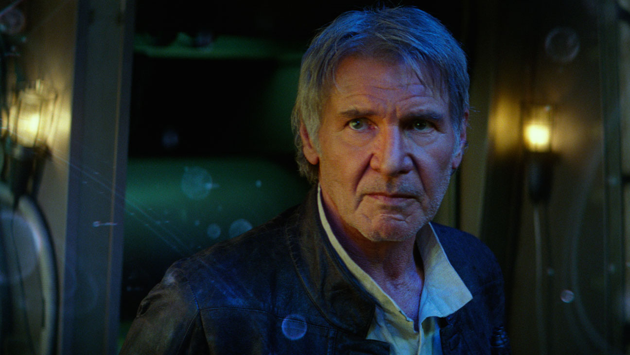 Star Wars: The Force Awakens Still 13 Harrison Ford - H 2015