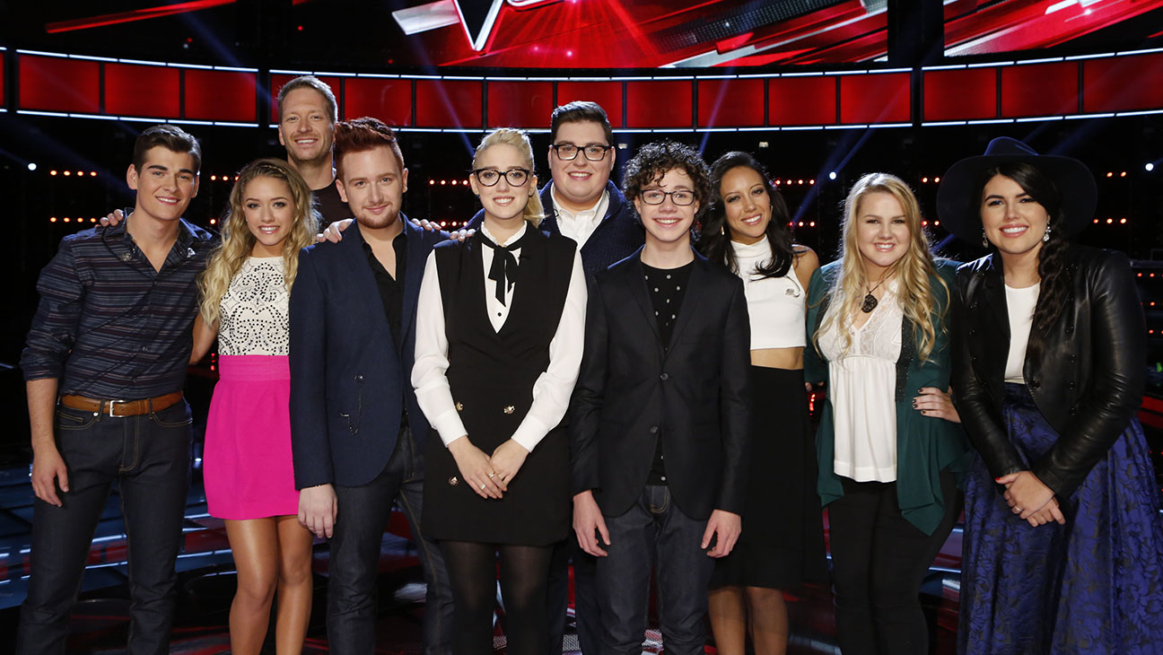 The Voice Season 9 Top 10 Perform - h 2015