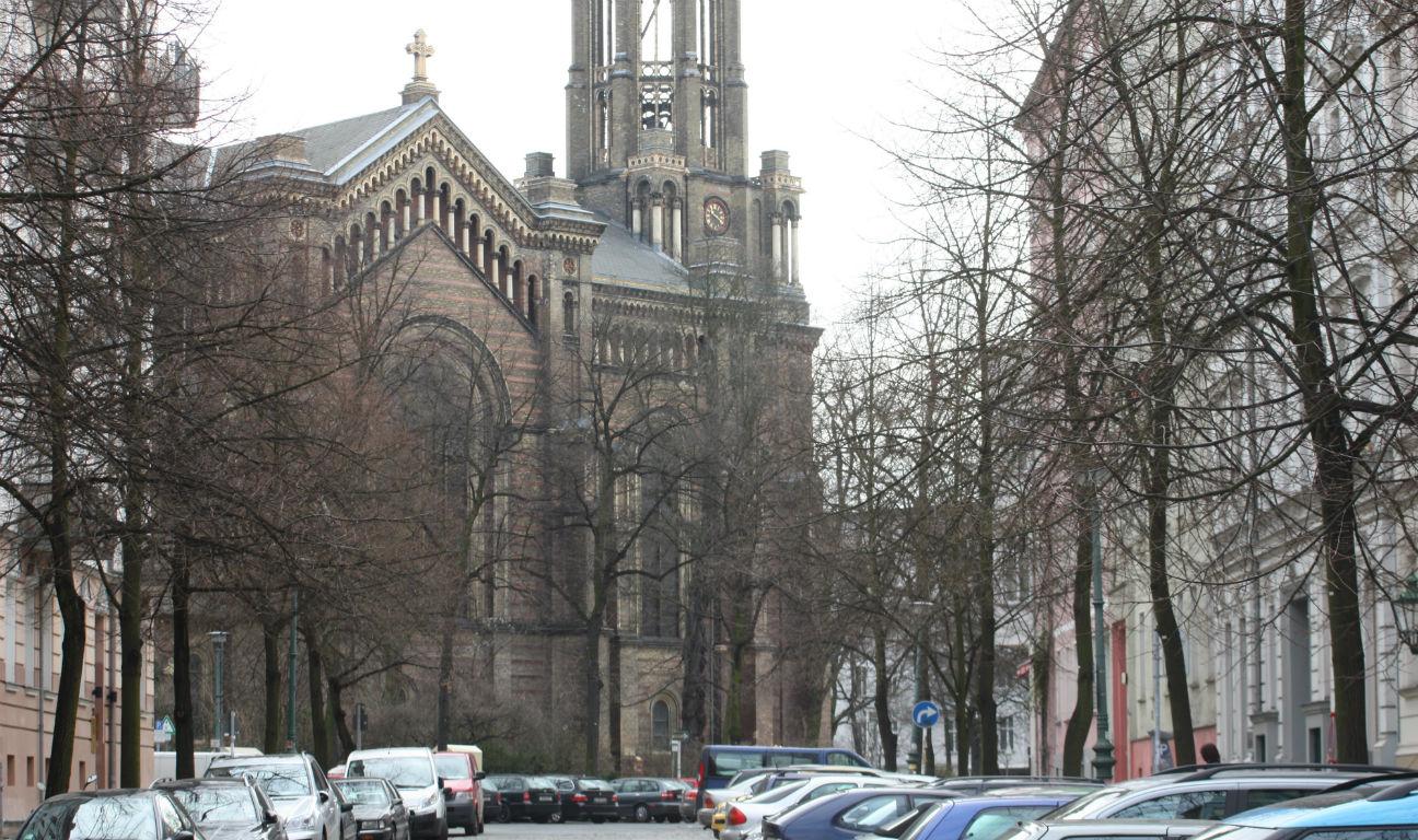 Zion Church Berlin Star Wars