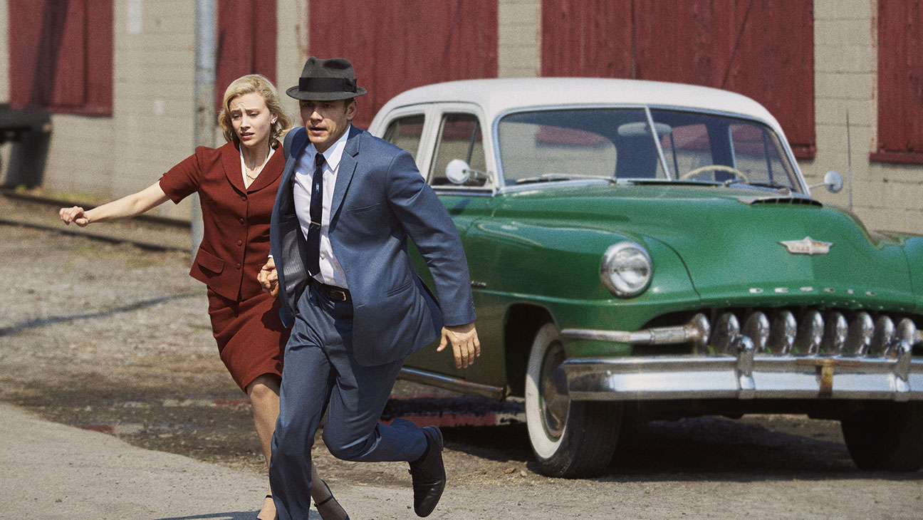 11.22.63 - James Franco and Sarah Gadon- still 2- H 2016