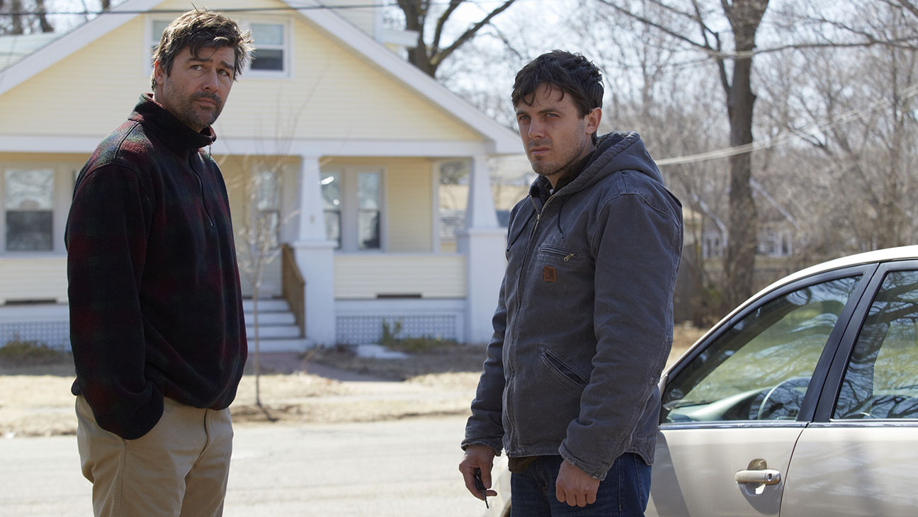 Manchester By The Sea - Kyle Chandler and Casey Affleck -still 1 - H 2016