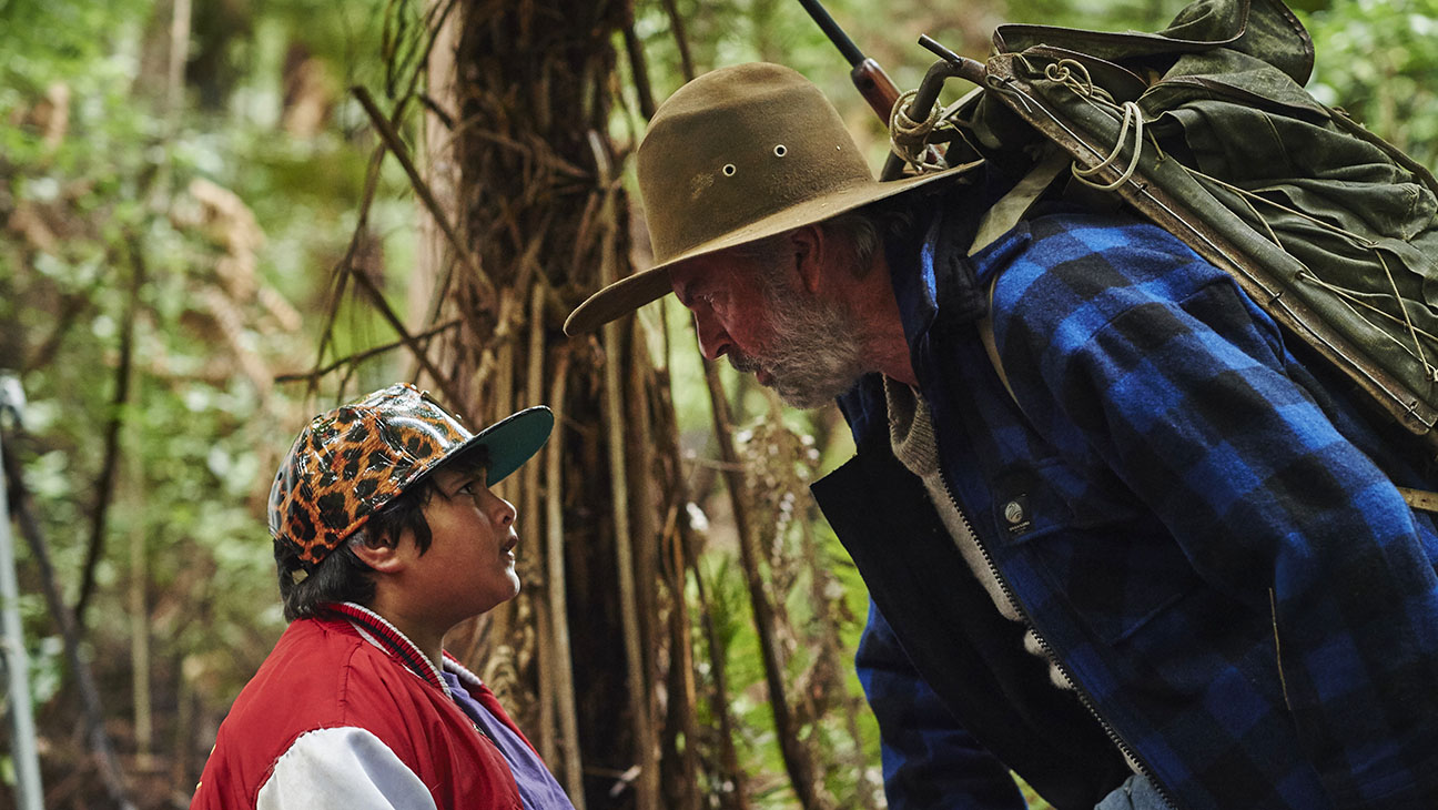 The Hunt for the Wilderpeople still 1 - H 2016