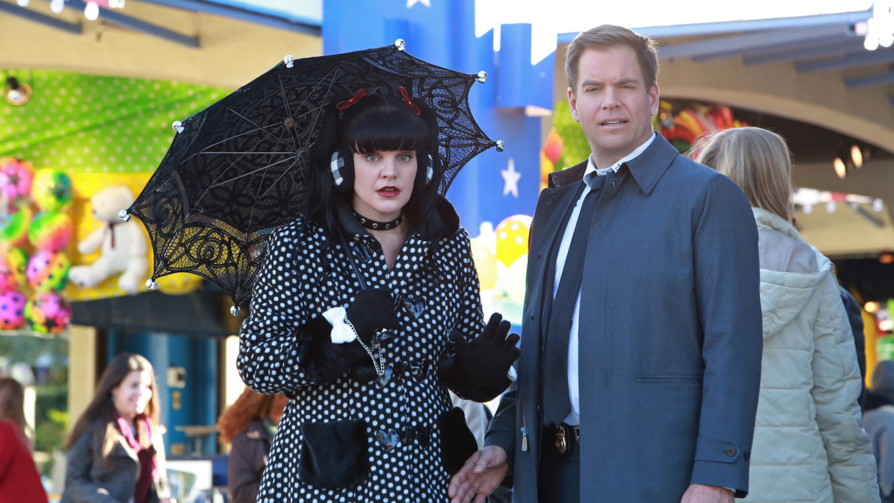 NCIS - Pauley Perrette and Michael Weatherly  - H 2016