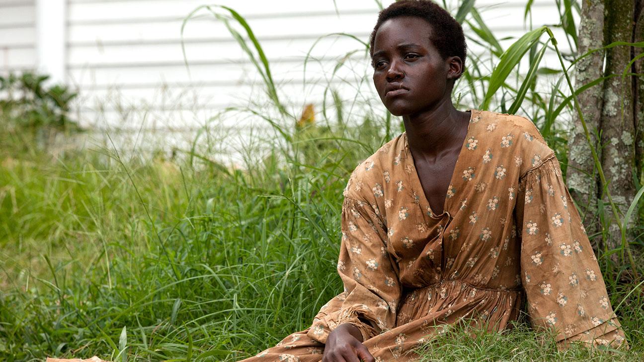 Lupita Nyong'o in 12 Years a Slave, 2013 - H 2016
