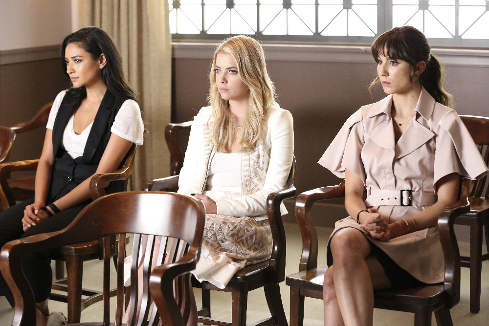 Pretty Little Liars Season 6, Episode 13