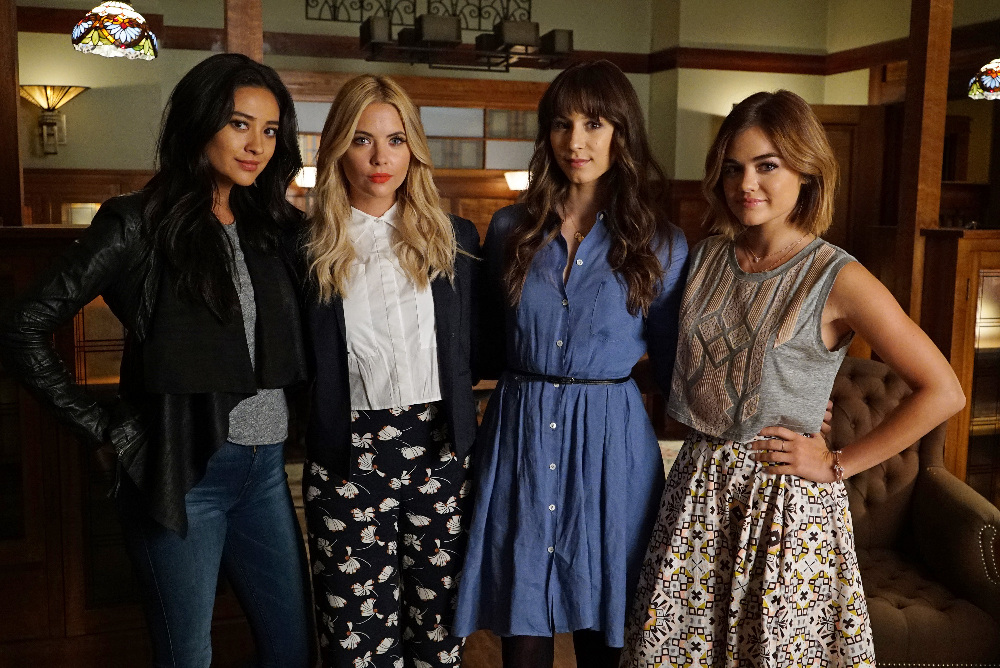 Pretty Little Liars Season 6, Episode 12