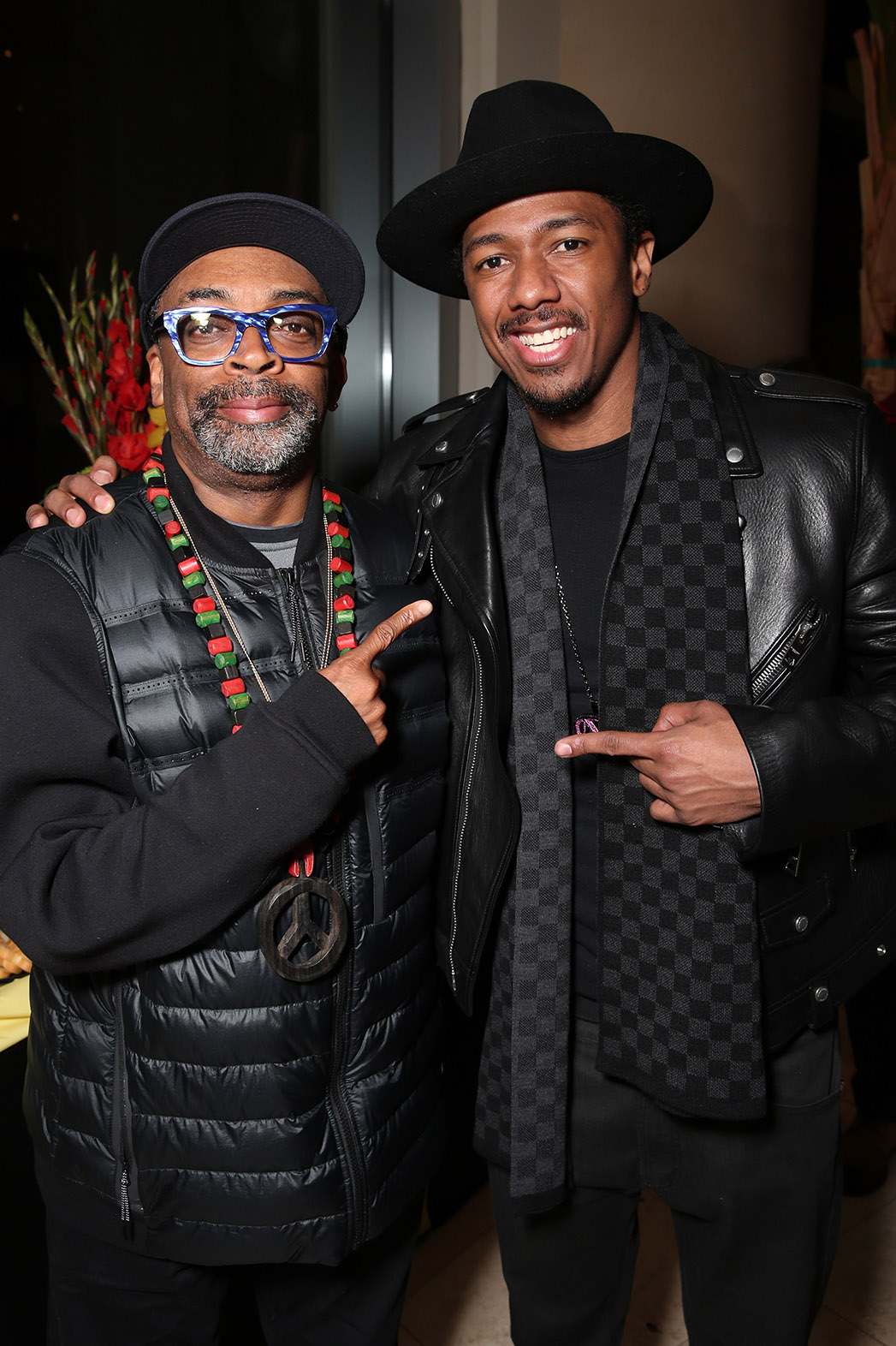 Spike Lee and Nick Cannon - H 2016