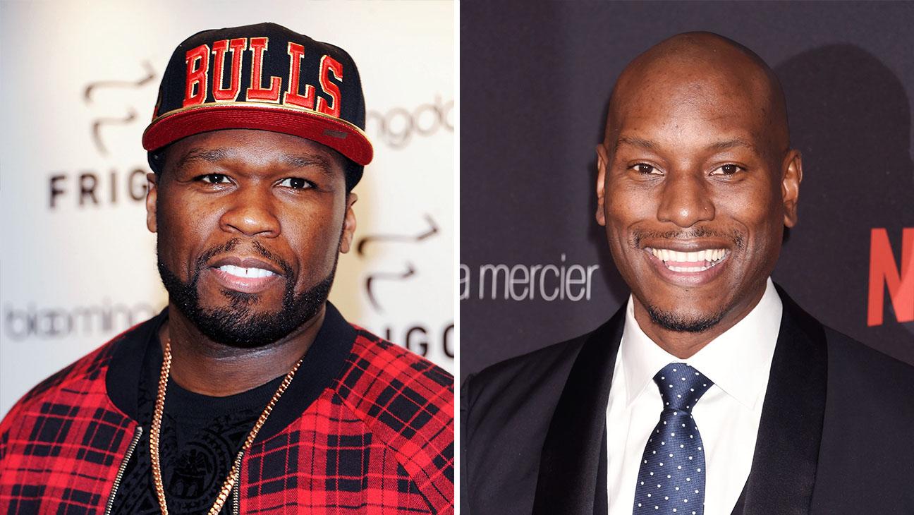 50 Cent Tyrese Gibson Split - H 2016