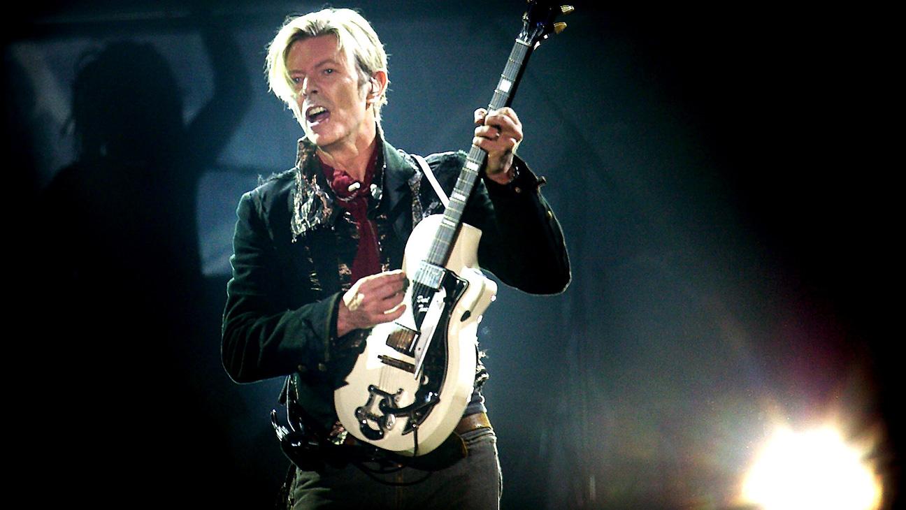 David Bowie - H 2016