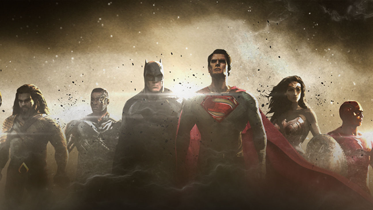 The Dawn of the Justice League - H 2016