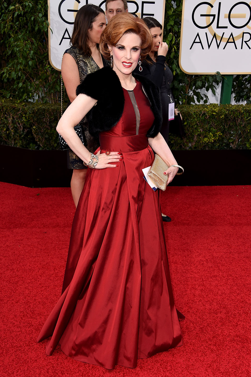 Golden Globes The Red Carpet Arrivals Hollywood Reporter