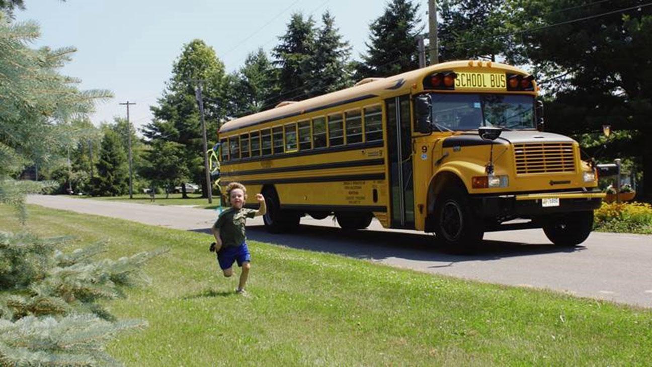 NEWTOWN still 4 School Bus- H 2016