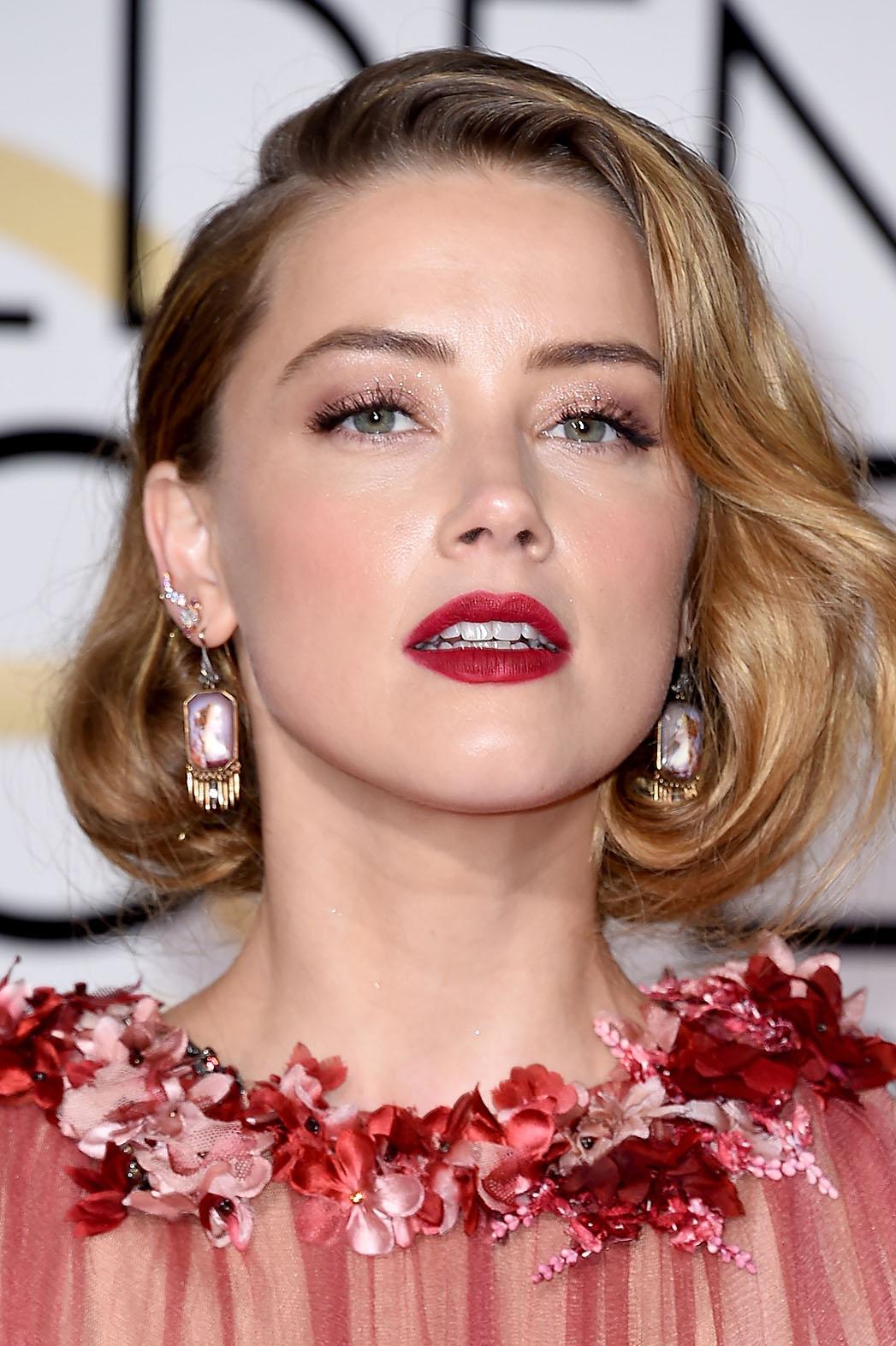 Amber Heard - P 2016