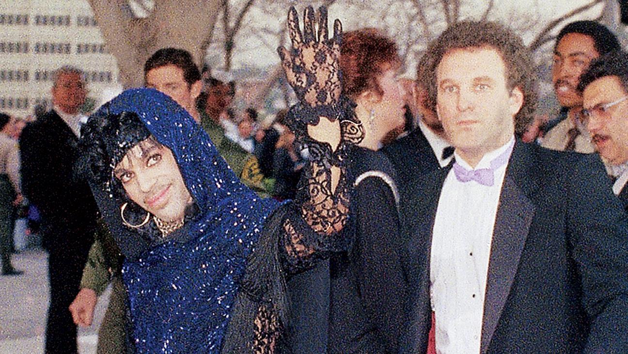 Prince at the Oscars - H 2016
