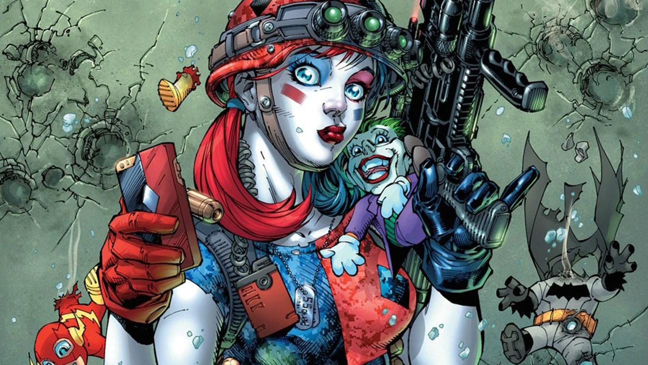Harley Quinn April Fool's - H 2016