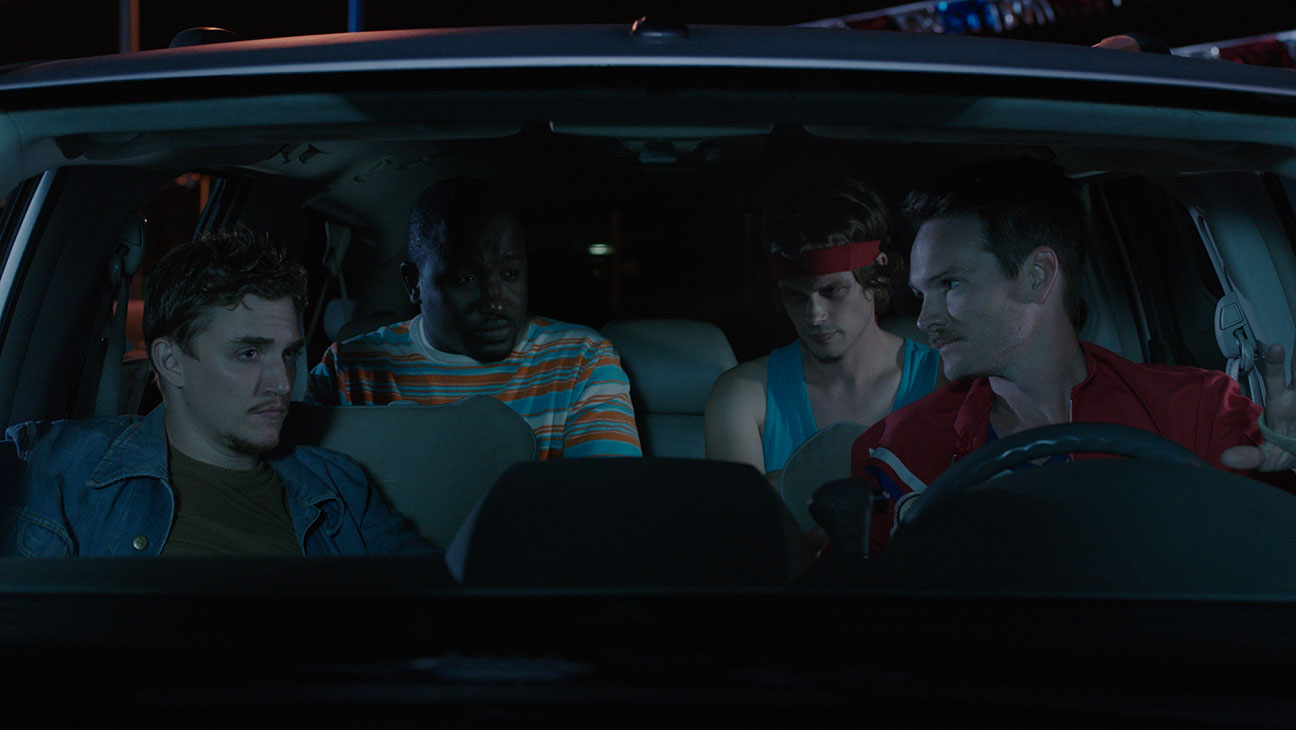 Band of Robbers Still - H 2015